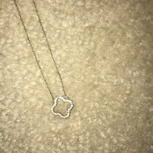 Quatrefoil Necklace (boutique)